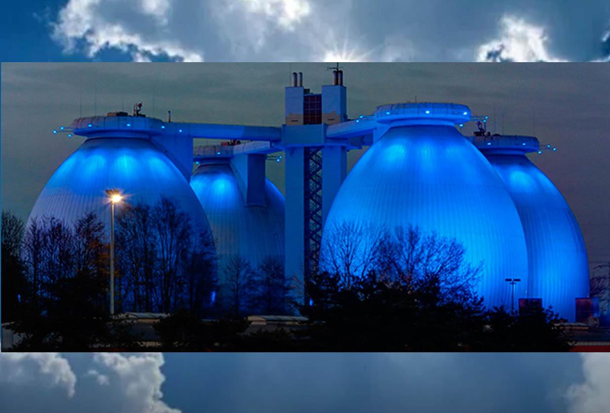 Energía limpia del futuro