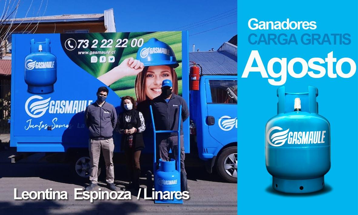 Carga Gas Gratis Linares 1