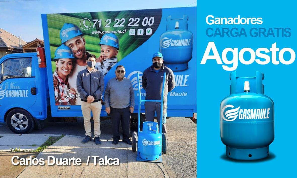 Carga Gas Gratis Talca 2
