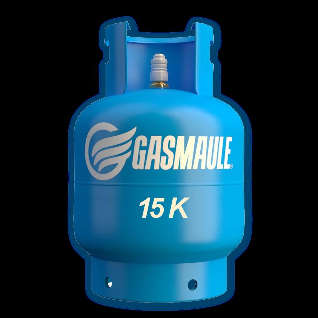 cilindro de 15 kilos GLP